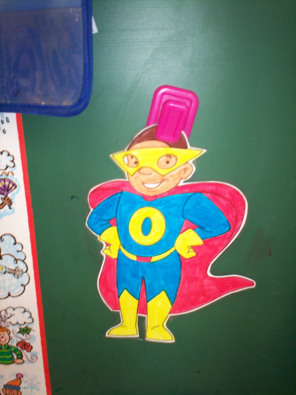 Kindergarten Days Who Doesn T Love A Hero
