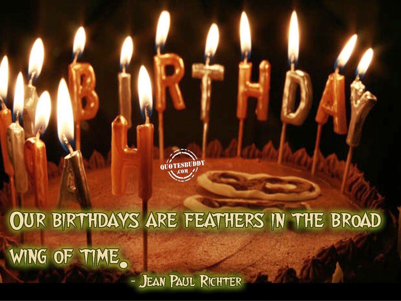 Birthday Quotes Pictures