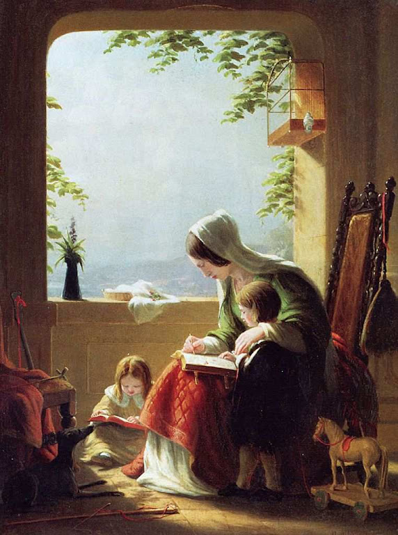 Mãe: amor, afeto, bondade e misericórdia