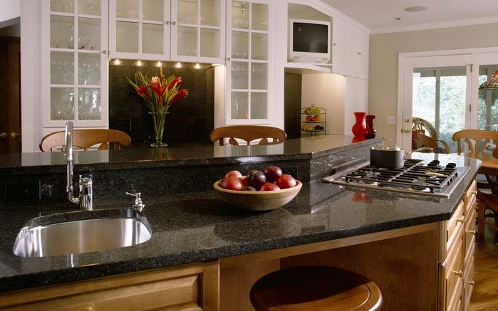 Decoraciones de cocinas integrales mimundomanual for Imagenes de decoracion de cocinas