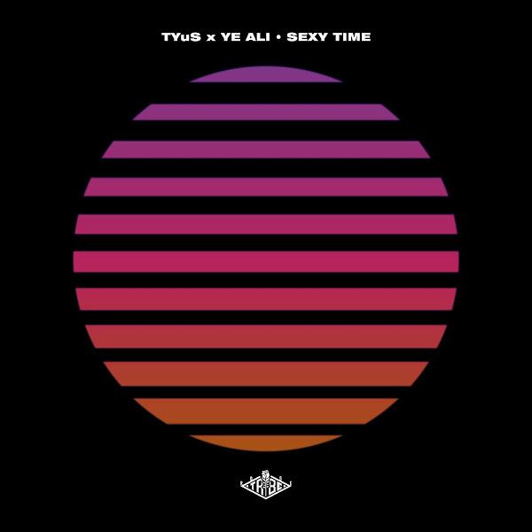 Tyus & Ye Ali - Sexytime - Single  Cover