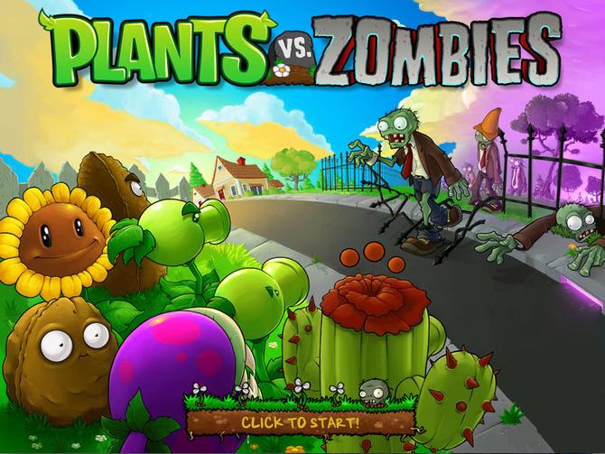 Download Plants vs. Zombies Free