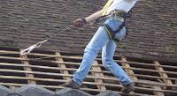 sécurité toiture