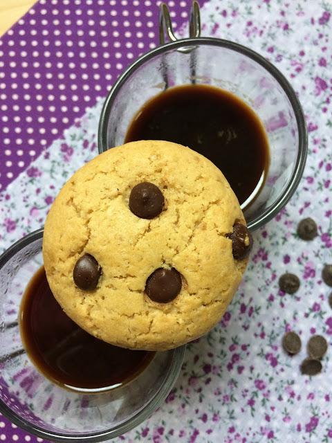 cookies de chocolate con aceite de oliva receta