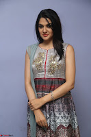 Sakshi Chaudhary Beautiful Emroidery Work Sleeveless Anarkali Dress 055.JPG