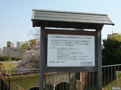 毛馬の閘門