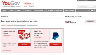 Bisnis Online Tanpa Modal Mencari $25 Dari Mengikuti Survey
