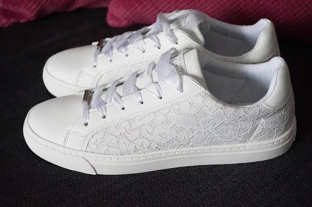 dazzle witte sneakers torfs