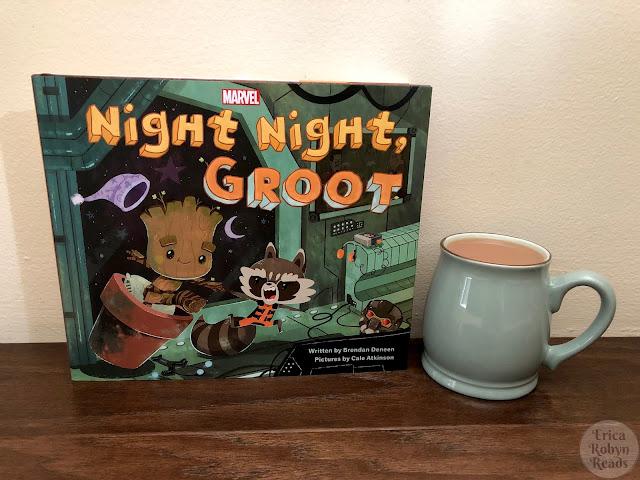 Children's Book Review of Night Night, Groot