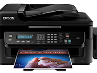Epson EcoTank L555 driver download for Windows, Mac, Linux