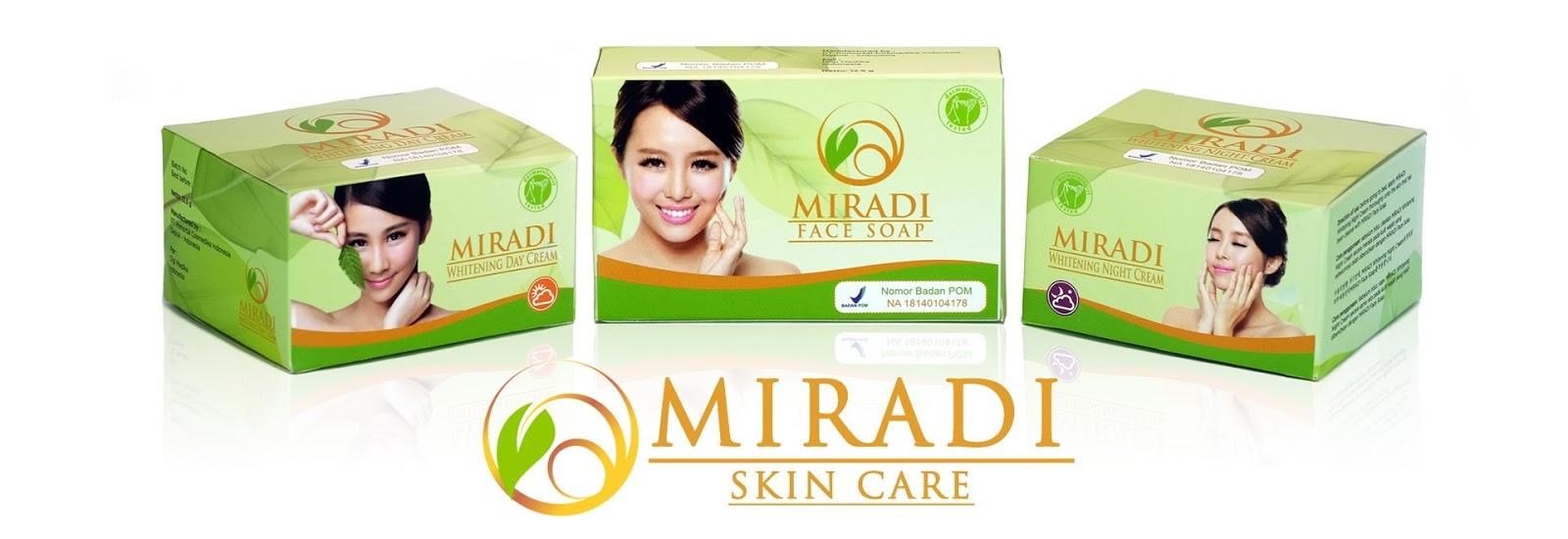 Miradi Skin Care
