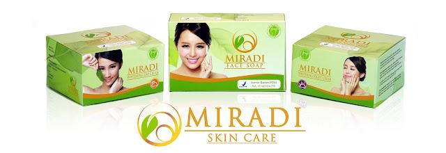 Miradi Skin Care Product