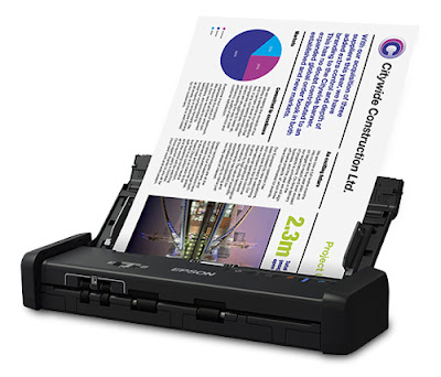 Epson WorkForce ES-200 Driver Download
