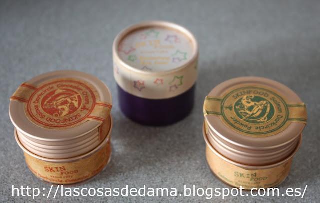 Skin Food cosmética asiatica