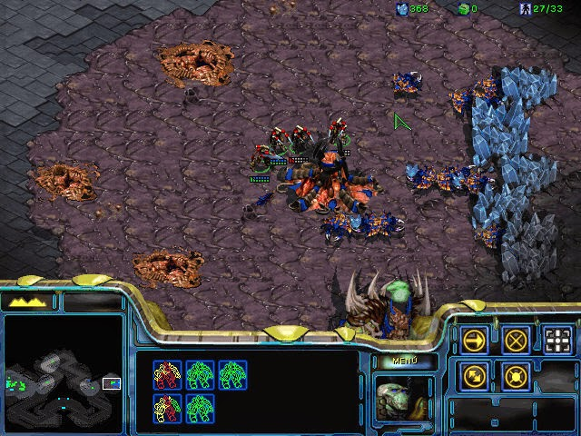 Starcraft y Brood War Full PC Español Descargar