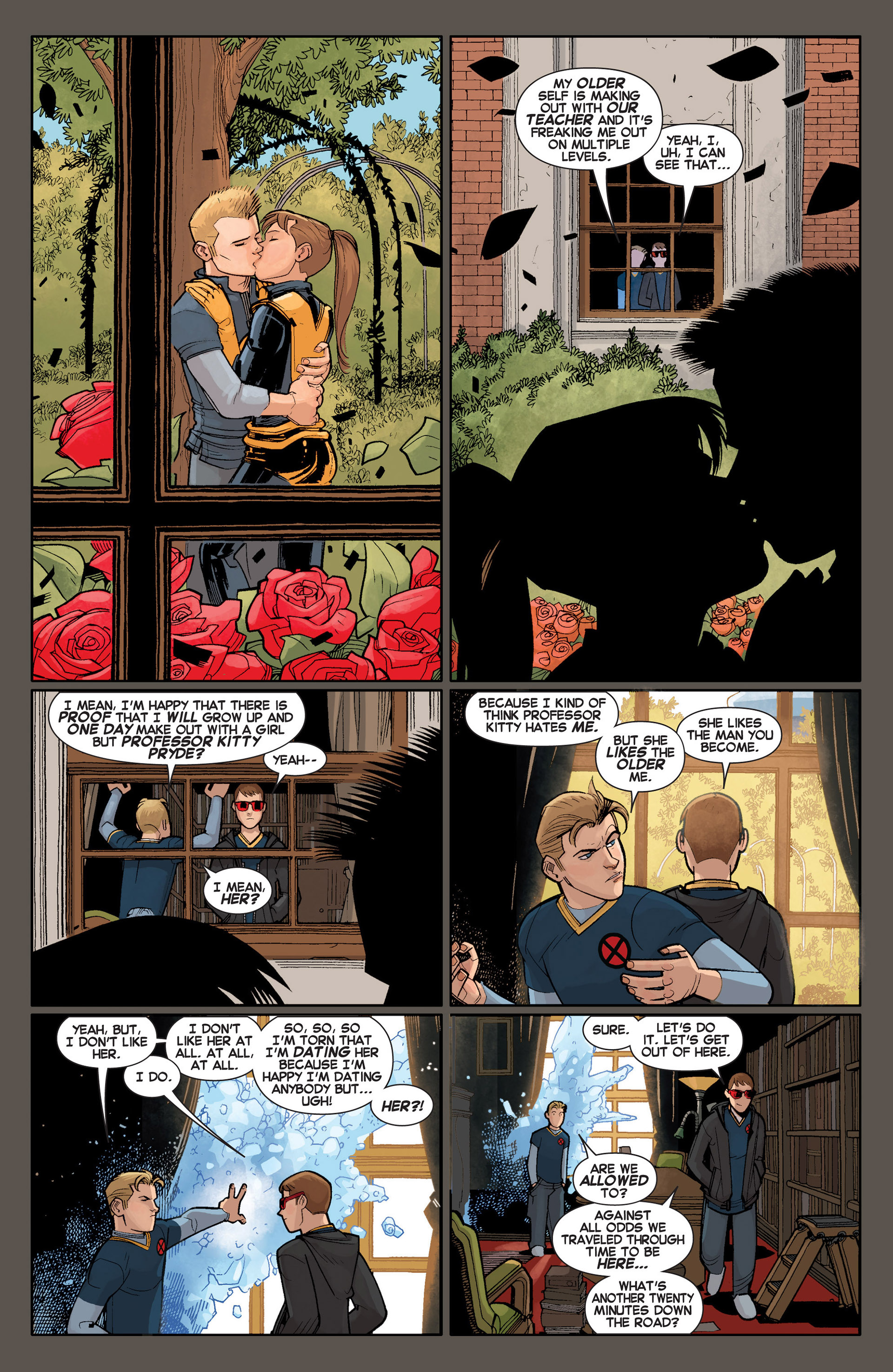 Read online All-New X-Men (2013) comic -  Issue #15 - 6