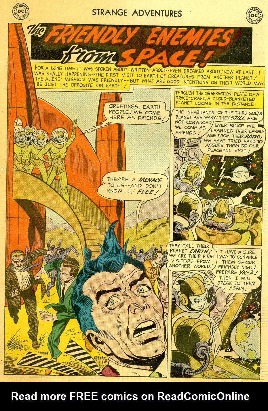 Strange Adventures (1950) issue 81 - Page 19