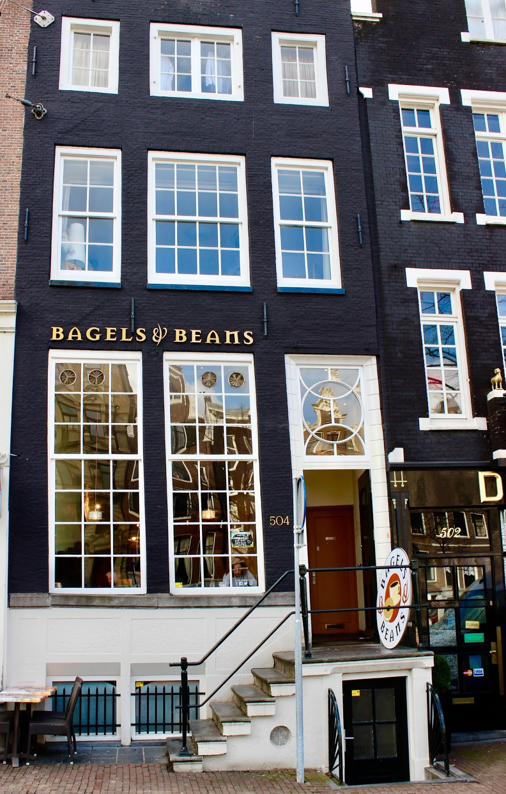 Bagels and Beans Amsterdam