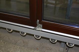 Дверь гармошка FS из дерева