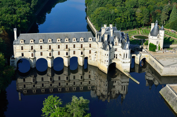 Paseando por la Historia Castillo de Chenonceau