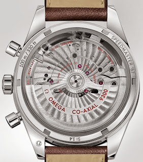 calibre Omega Co-Axial 9300