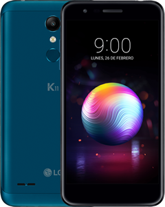 LG K11 Plus vs iPhone X: Comparativa