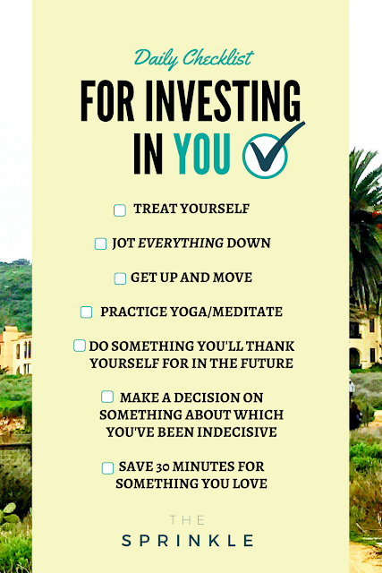 Here Are 7 Simple Ways To Invest In Yourself Every Day (+ Checklist)