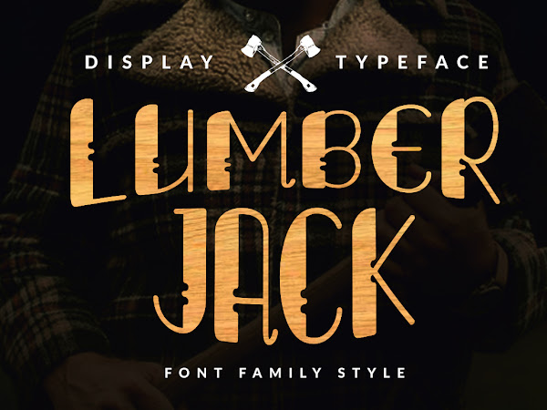 Download Lumberjack Display Font Free