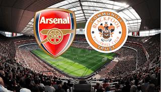 Блэкпул – Арсенал Л прямая трансляция онлайн 05/01 в 20:30 по МСК.