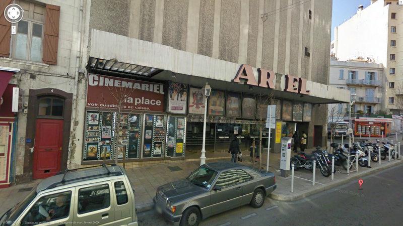 Cinemas Ariel Centre Ville