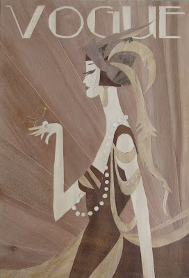 Vogue Cover 1920s