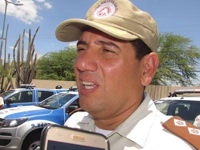 Major Jocevã Oliveira da detalhes de como funcionará a ronda rural em Brumado