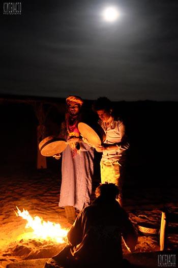 Saharan Safari Entertaiment