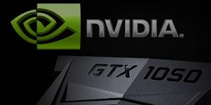 Nvidia GeForce GTX 1050 dan 1050 Ti