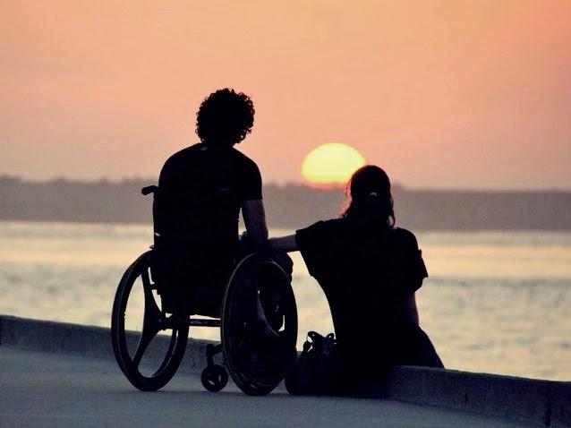 """Namorar Alguém com Deficiência Não é """"Inspirador""""… É Absolutamente Normal"""