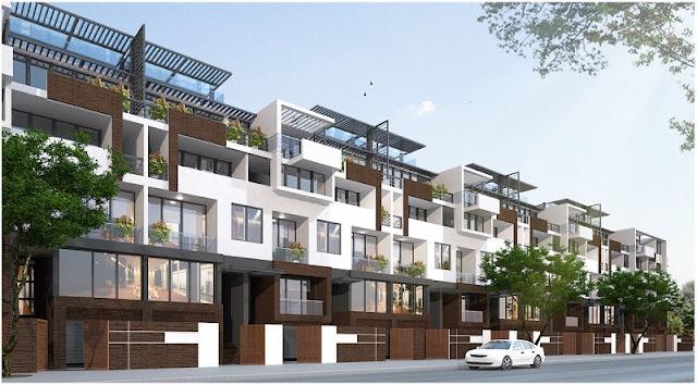 Liền kề – Shophouse chung cư HD Mon City – Mỹ Đình