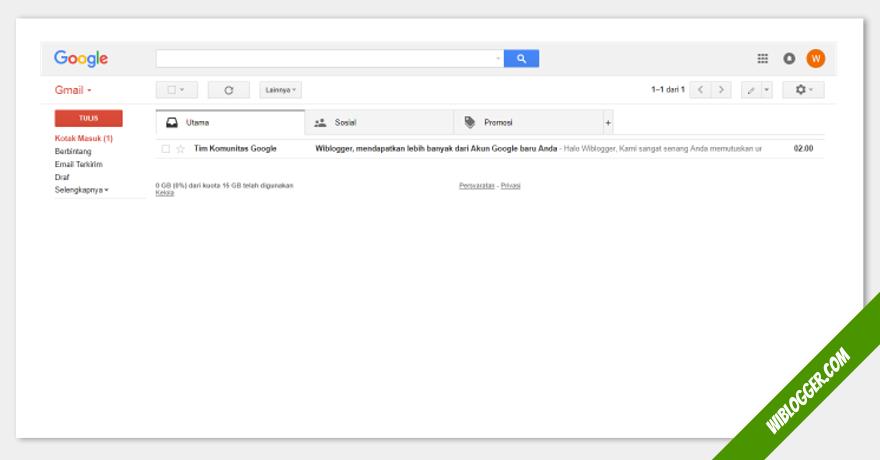 cara membuat profil google plus untuk blog