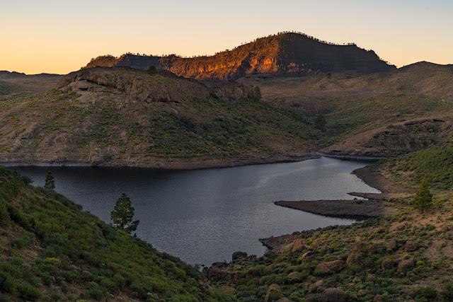 Die Top 30 Fotospots auf Gran Canaria  Strand, Natur und Sehenswürdigkeiten Gran-Canaria  Die besten Spots Gran Canaria - Presa de las ninas