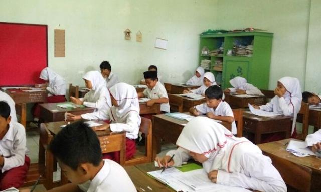 Soal UAS Kelas 3 SD Semester 1 Kurikulum 2013 Revisi 2018