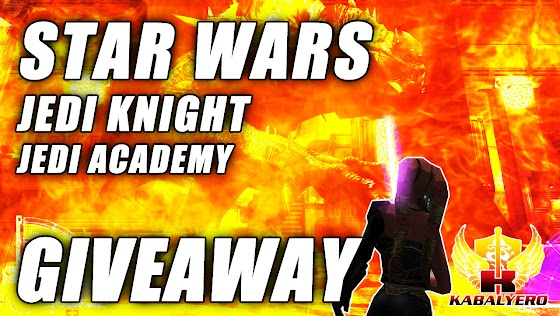 Star Wars: Jedi Knight: Jedi Academy STEAM Key Giveaway ★ No WTFast Giveaway For This Month