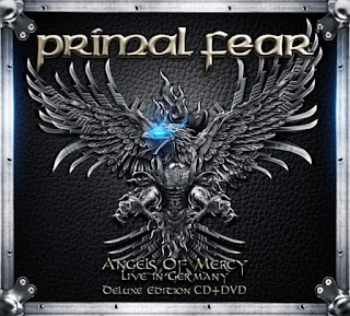 """Το βίντεο των Primal Fear με την live εκτέλεση του τραγουδιού """"Rulebreaker"""" από το album """"Angels of Mercy: Live in Germany"""""""