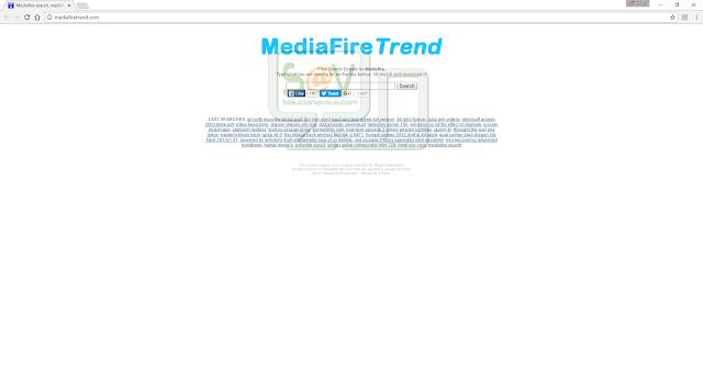 Mediafiretrend.com (Hijacker)