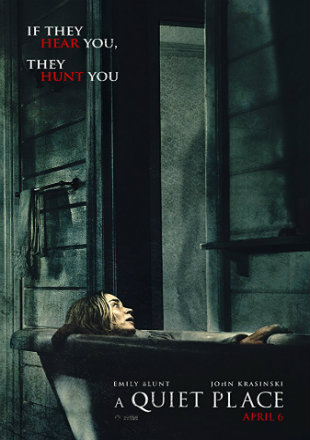 A Quiet Place 2018 Full HDRip English Movie Download 720p