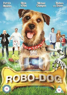 Robo-Dog Review and Giveaway