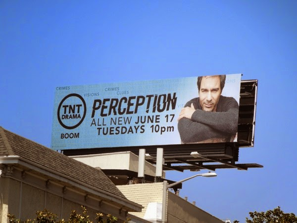 Perception season 3 billboard