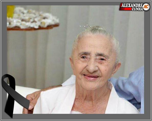 Morre aos 92 anos de idade, Maria da Conceição Portela