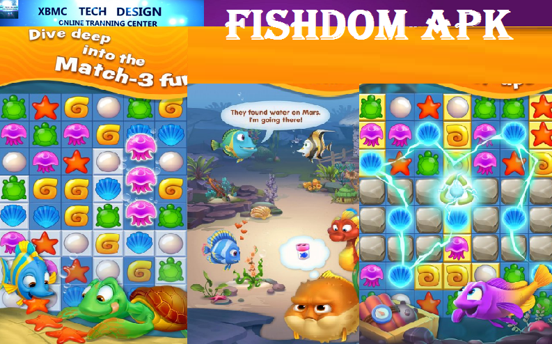 Download Fishdom APK Android     Fishdom APK