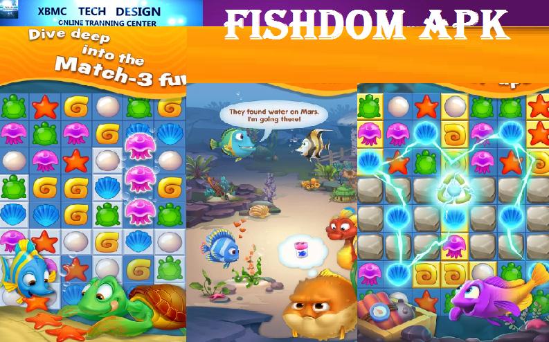 Download Fishdom APK Android     Fishdom APK