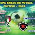 Confira a penúltima rodada da 1ª fase da Copa Brejo de Futsal de Cuitegi – 2019.