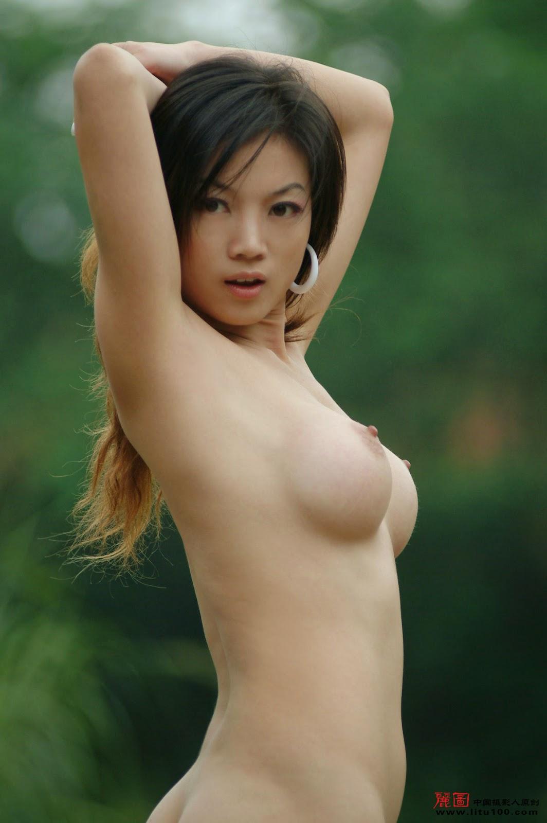 Chinese Nude Model Yu Hui Litu100  Chinesenudeart -2474